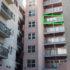 山手タワーズ外観、6階(緑枠)