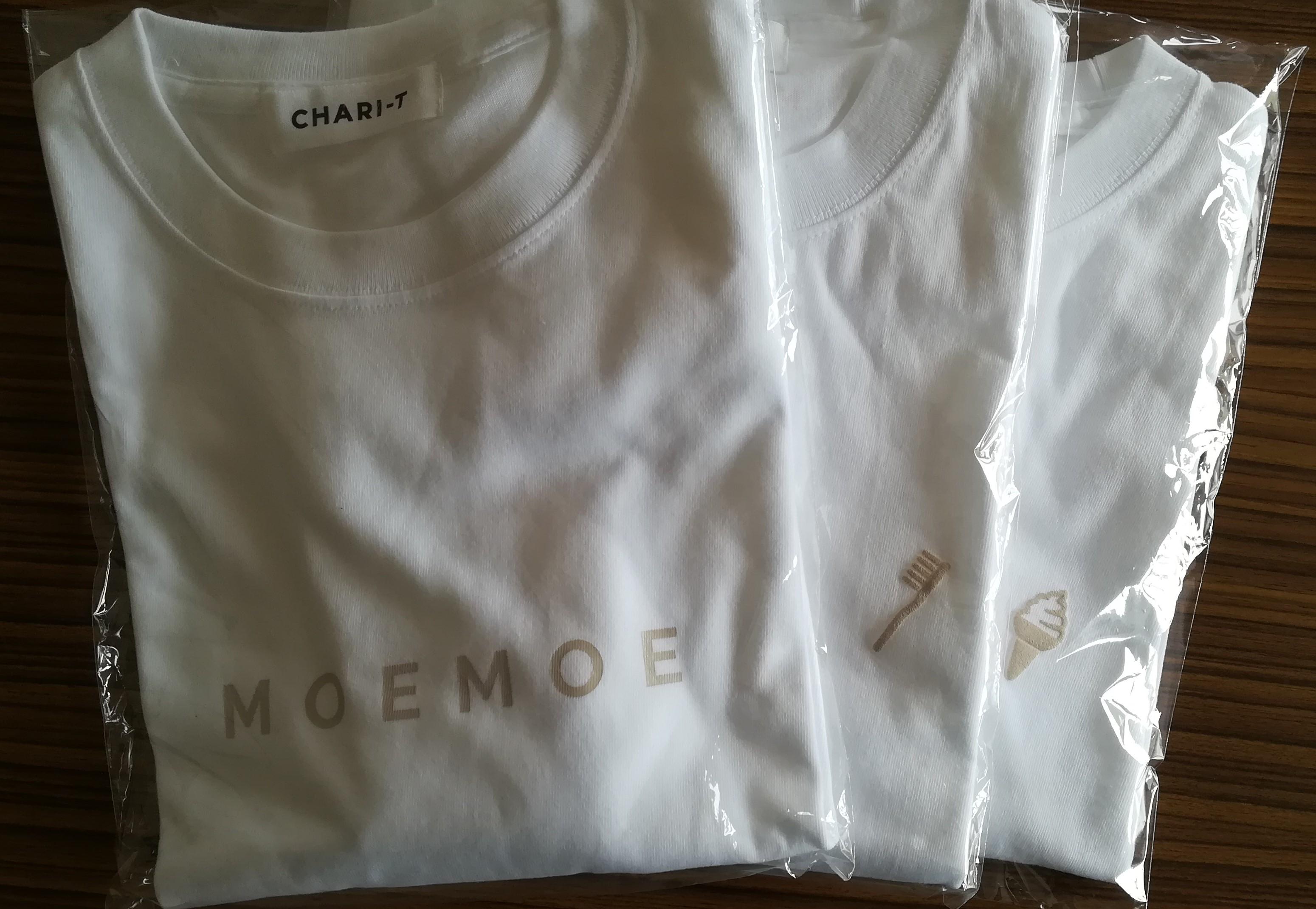モーモーさんTシャツ