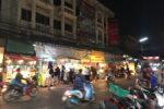 チェンマイの夜の様子